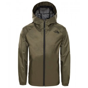 Geaca Baieti The North Face Zipline Rain Verde
