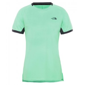 Tricou Barbati Alergare The North Face Ambition Verde