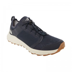 Incaltaminte Barbati The North Face Litewave Flow Lace II Albastru