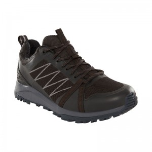 Incaltaminte Femei Hiking The North Face Litewave Fastpack II GTX Negru