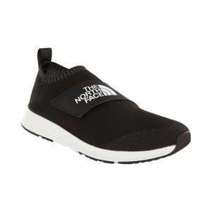 Incaltaminte Barbati The North Face Cadman Moc Knit Negru