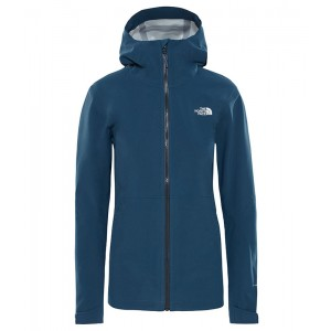 Geaca Femei Hiking The North Face Apex Flex Dryvent Bleumarin