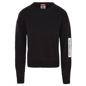 Bluza Pulover Femei The North Face Light Cropped Negru