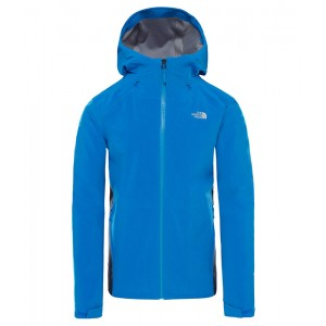Geaca Barbati Hiking The North Face Apex Flex Dryvent Albastru