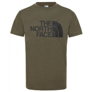 Tricou Baieti Hiking The North Face Reaxion 2.0 Verde