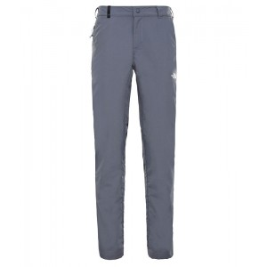 Pantaloni Femei Hiking The North Face Quest Gri
