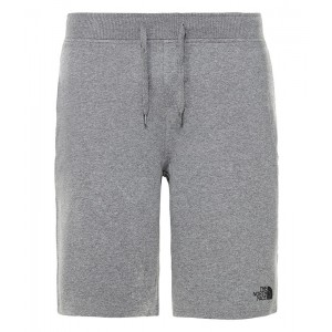 Pantaloni scurti Barbati The North Face Standard Light Gri