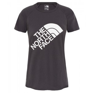Tricou Femei The North Face Graphic Play Hard Negru