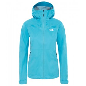 Geaca Femei Alpinism The North Face Impendor Apex Flex Light Bleu