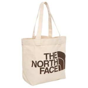 Geanta The North Face Cotton Tote 17L Weimaraner Brown Large Logo Print (Maro)