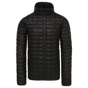 Geaca Drumetie Barbati The North Face M Thermoball Eco Jacket Tnf Black Matte (Negru)