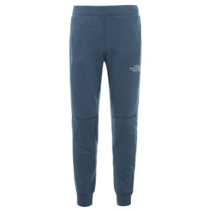 Pantaloni Copii The North Face Boys Slacker Cuffed Pant Blue Wing Teal (Bleumarin)