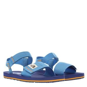 Sandale Barbati The North Face M Skeena Sandal Donner Blue/Bright Navy (Bleu)