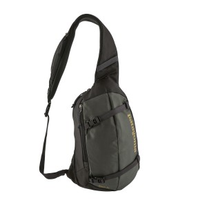 Rucsac Patagonia Atom Sling 8L Forge Grey w/Textile Green (Antracit)
