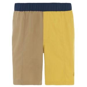 Pantaloni Scurti Drumetie Barbati The North Face M Class V Pull On Trunk Kelp Tan/Bamboo Yellow (Maro)