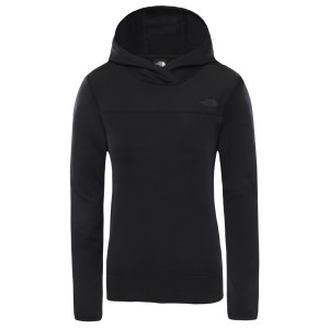 Hanorac Drumetie Femei The North Face W Active Trail Spacer Pullover-EU Tnf Black (Negru)