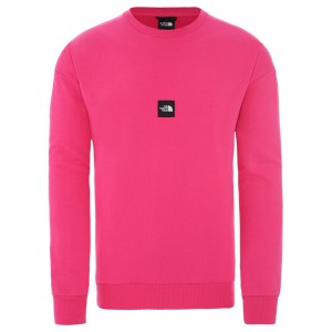 Bluza Barbati The North Face M Masters Of Stone Crew-EU Mr. Pink (Roz)