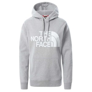 Hanorac Casual Femei The North Face Standard Hoodie Gri