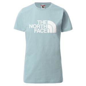 Tricou Casual Femei The North Face S/S Easy Tee Bleu