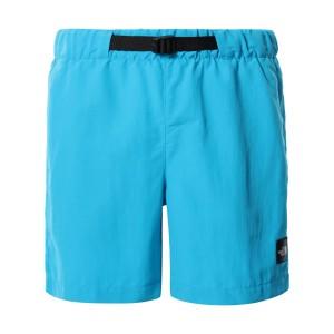 Pantaloni Scurti Casual Barbati The North Face Black Box Short Albastru