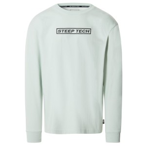 Bluza Casual The North Face Steep Tech Light L/S Top Vernil