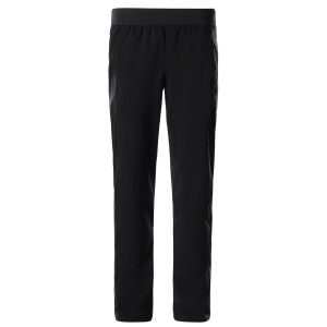 Pantaloni Drumetie Copii The North Face Girl'S On Mountain Pant Negru