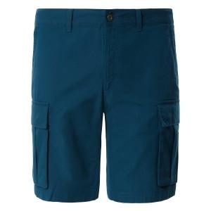 Pantaloni Scurti Casual Barbati The North Face Anticline Cargo Short Albastru