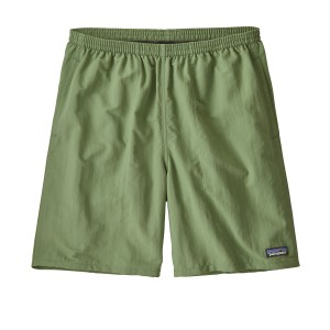 Pantaloni scurti Barbati Patagonia Baggies Longs - 7 in. Verde