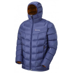 Geaca Down Montane North Star Lite M Bleumarin