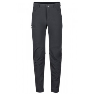 Pantaloni Hiking Barbati Marmot Winter Trail Negru