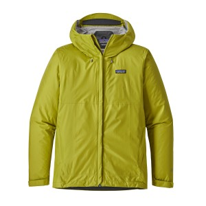 Geaca Barbati Hiking Patagonia Torrentshell Lime