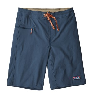 Boardshorts Barbati Patagonia Stretch Wavefarer Board - 21 in. Albastru