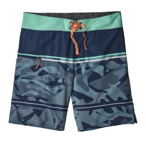Boardshorts Barbati Patagonia Stretch Planing Board - 19 in. Bleumarin