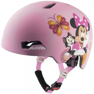 Casca Skating Copii Alpina Hackney Disney Minnie Mouse Multicolor