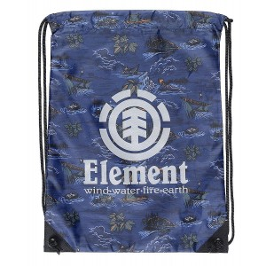Rucsac Element Buddy Cinch Bag Albastru