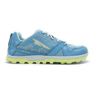 Pantofi Alergare Copii Altra Youth Lone Peak Bleu
