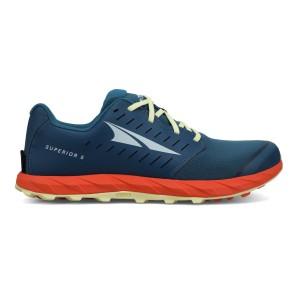 Pantofi Alergare Barbati Altra Superior 5 Bleumarin