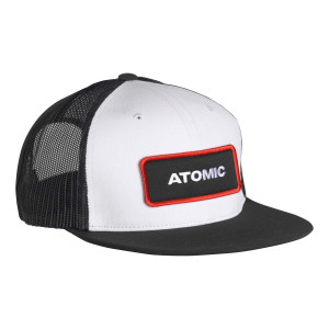 Sapca Atomic Cap Alps Trucker Cap White