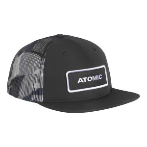 Sapca Atomic Cap Alps Trucker Cap Black