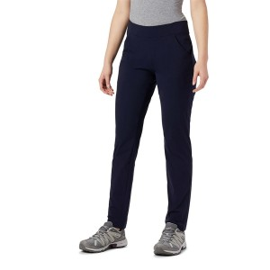 Pantaloni Drumetie Femei Columbia Anytime Casual Pull On Pant Albastru