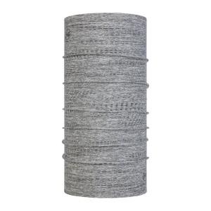 Bandana Multifunctionala Unisex Buff Dryflx R-Light Grey (Gri)