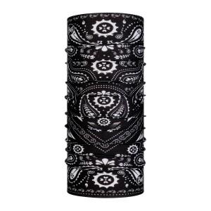 Bandana Multifunctionala Unisex Buff New Original New Cashmere Black (Negru)