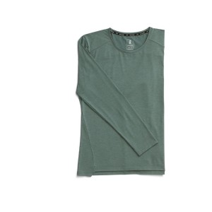 Bluza Alergare Barbati ON Performance Long-T Olive (Verde)