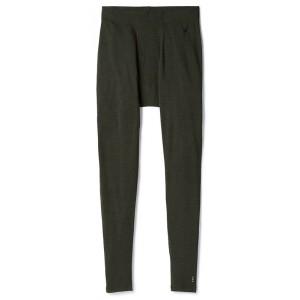 Pantaloni First Layer Barbati Smartwool Nts 250 Bottom Verde