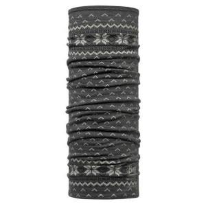 Bandana Unisex Buff Lightweight Wool Floki (Gri)