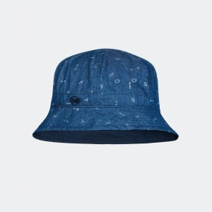 Palarie Copii Buff Bucket Hat Arrows Denim (Bleumarin)