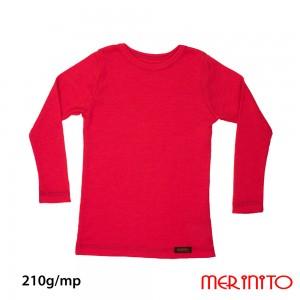 Bluza Merinito Rib Pointelle 100% Merinos 210g K Roz