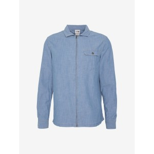 Camasa Barbati The North Face M Long Sleeve Berkeley Chambray Shirt Raw Chambray (Crem)