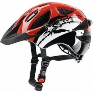 Casca bicicleta Uvex Hero Black- Red