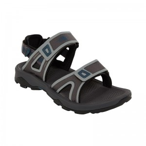 Sandale Barbati Drumetie The North Face Hedgehog Sandal II Gri
